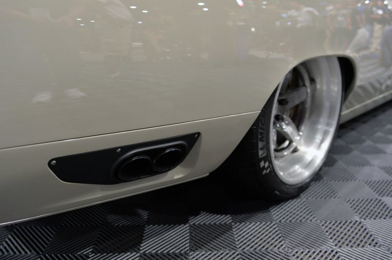 SEMA 2014: 980-сильный Chevrolet Chevelle Recoil от Ring Brothers