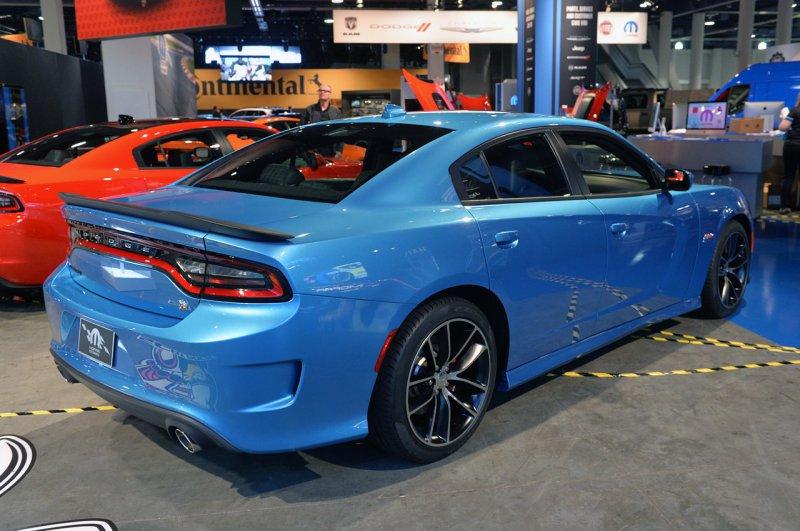 SEMA 2014: Mopar представил 7 доработанных автомобилей