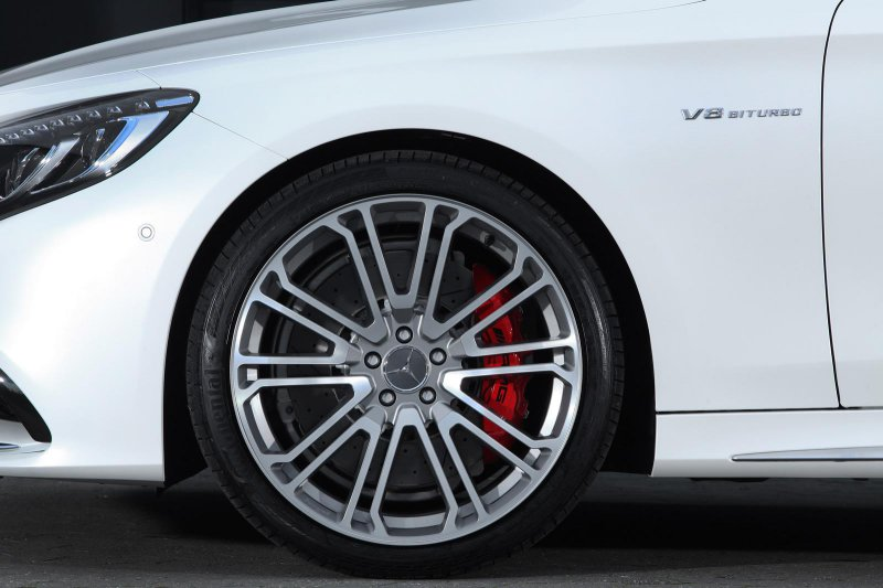 Mercedes-Benz S63 AMG Coupe W222 в тюнинге IMSA