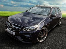750-сильный Mercedes-Benz E63 AMG S-Model Estate от VATH