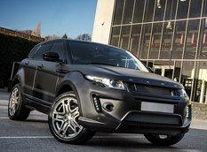 Range Rover Evoque RS Sport от A. Kahn Design