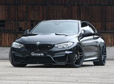 Компания G-Power форсировала BMW M4 Coupe