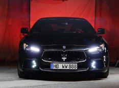 Maserati Ghibli в тюнинге Wald International