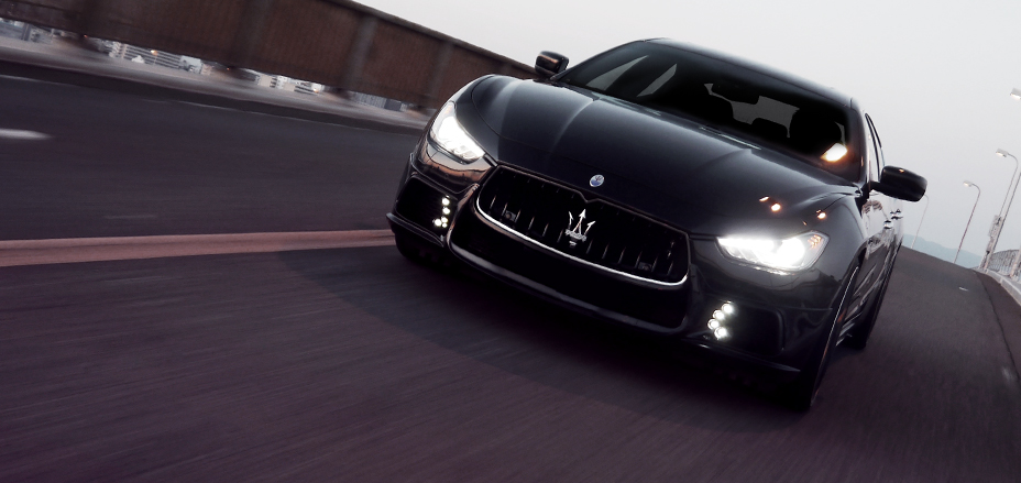 Maserati Ghibli � ������� Wald International