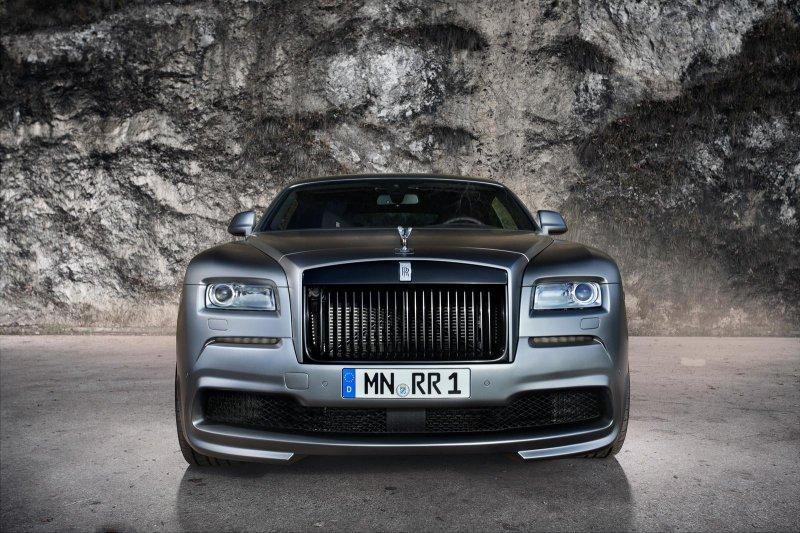 Novitec Group вывел в свет 717-сильный Rolls-Royce Wraith Spofec