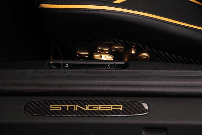 Porsche 911 Turbo Stinger GTR от TopCar за 275 000 евро