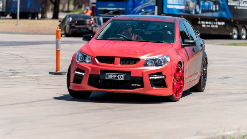 Walkinshaw Performance ������ �������� ������ HSV GTS