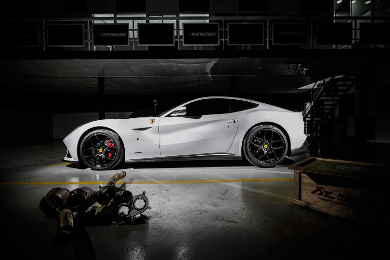 Ferrari F12 Berlinetta ���� ������ ��������� PP-Performance