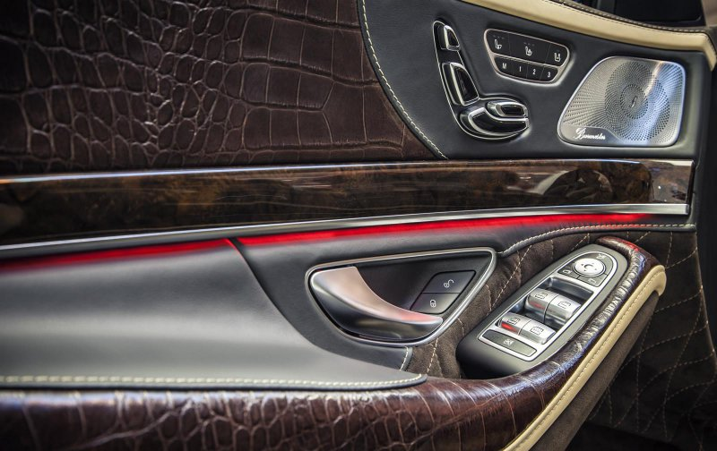 Mercedes-Benz S-Class (W222) � ������� Prior Design