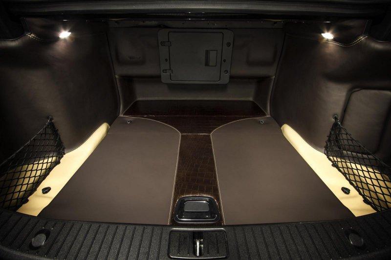 Mercedes-Benz S-Class (W222) в тюнинге Prior Design