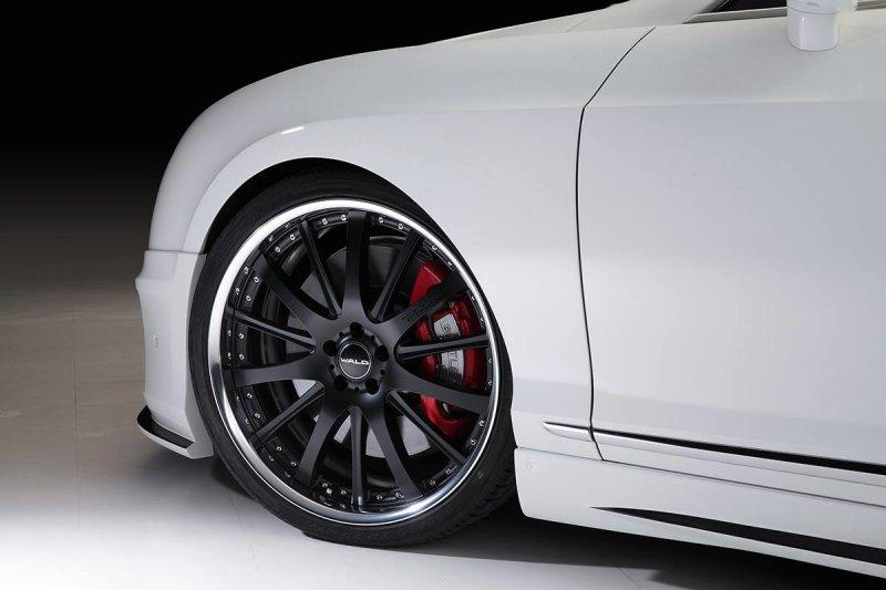 Bentley Continental GT Black Bison 2015 от Wald International