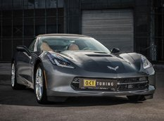 Chevrolet Corvette Stingray Convertible от O.CT Tuning