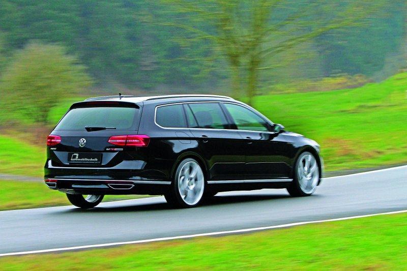 Volkswagen Passat 2.0 BiTDI от B&B Automobiltechnik