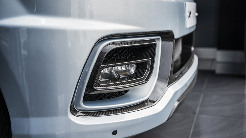 Range Rover Sport 400 LE от A. Kahn Design