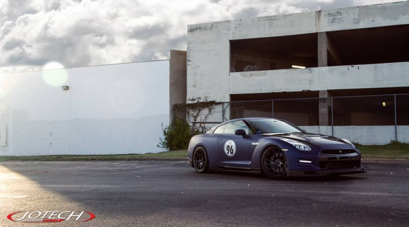 Nissan GT-R Stage 6-S Ultimate Track Edition от Jotech MotorSports