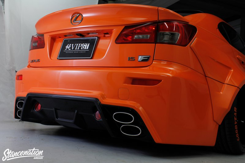 Lexus IS-F VIP GT в тюнинге Aimg width=