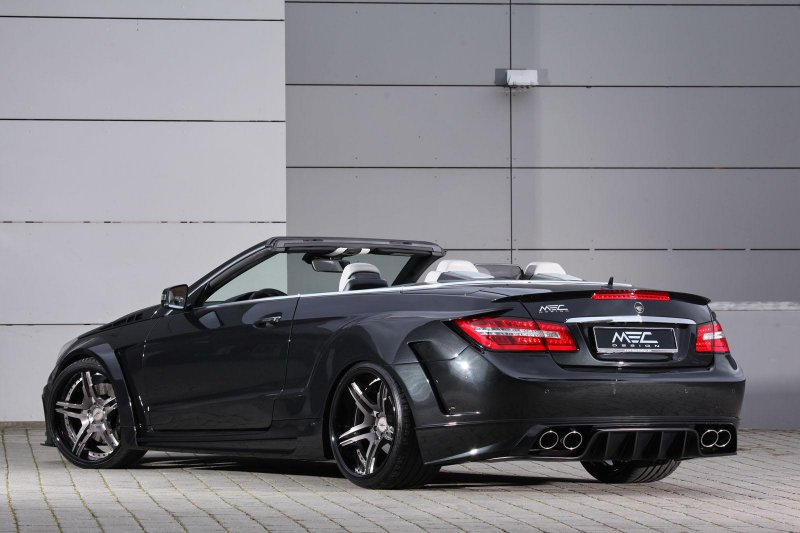 MEC Design представил эксклюзивный Mercedes E-Class Cerberus