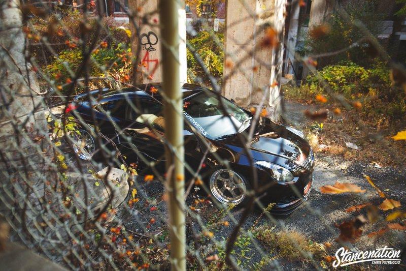 Эксклюзивный Nissan Altima Coupe из Нью-Джерси
