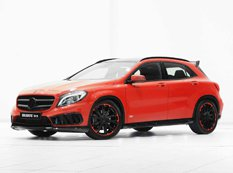 Mercedes-Benz GLA 220 CDI AMG Sports Package от Brabus