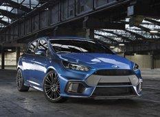 Ford Focus RS третьего поколения рассекретили досрочно