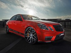 Mercedes-Benz E63 AMG от Fostla и PP-Performance