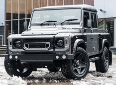 Land Rover Defender Double Cab Pickup от A. Kahn Design