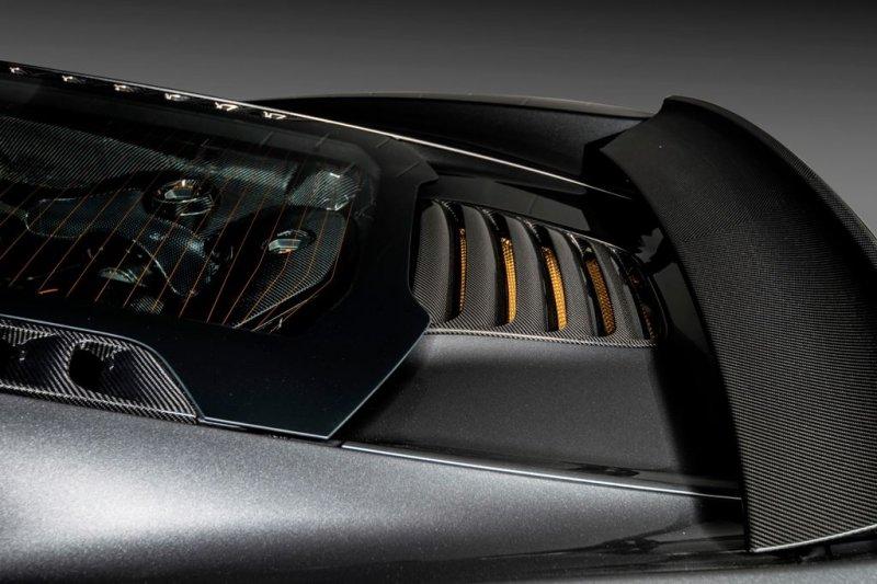 McLaren Special Operations представил McLaren 650S Kilo Project