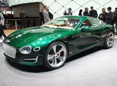 Bentley представил концепт спорткара EXP 10 Speed 6