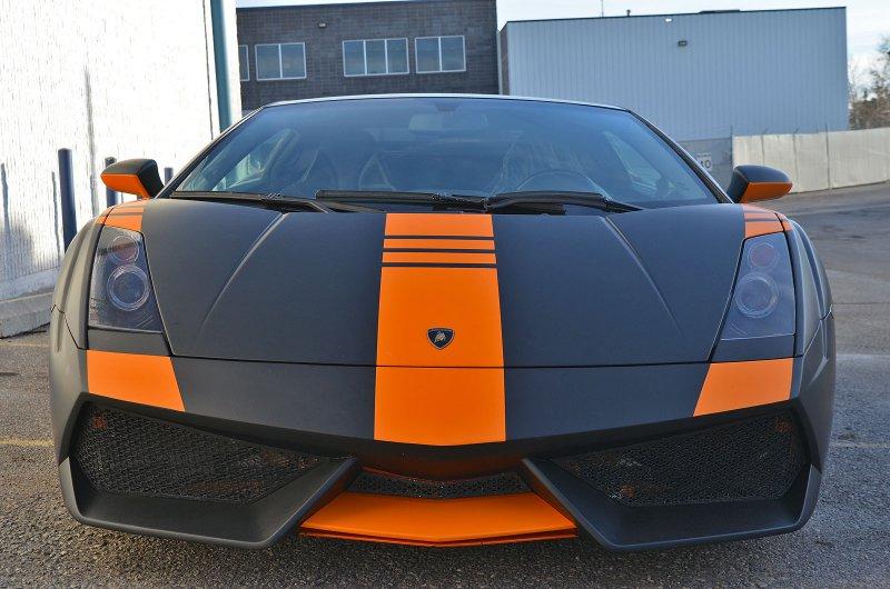ZR Auto превратило Lamborghini Gallardo в Heffner Twin Turbo