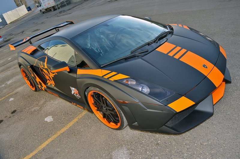 ZR Auto ���������� Lamborghini Gallardo � Heffner Twin Turbo