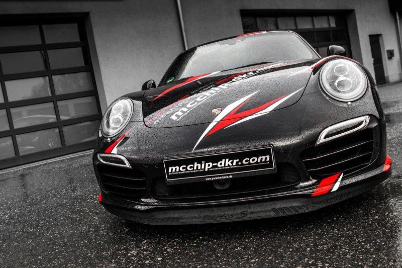 ����������� �� mcchip-dkr ��������� �������� Porsche 911 Turbo S