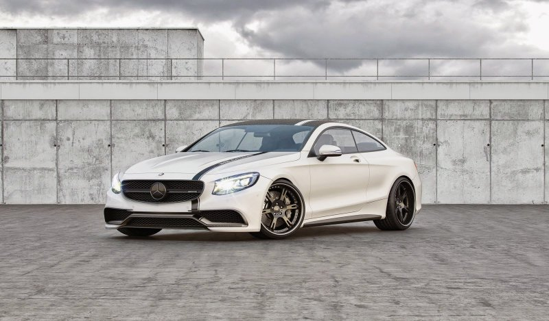 Wheelsandmore ������� �������� Mercedes-Benz S63 AMG