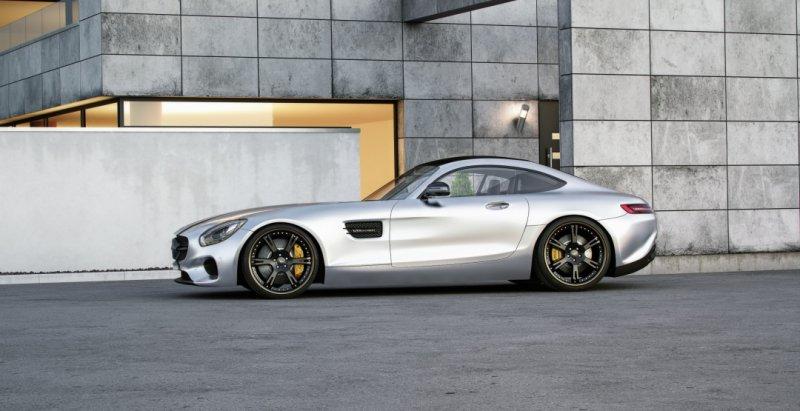 600-сильный Mercedes-AMG GT от Wheelsandmore