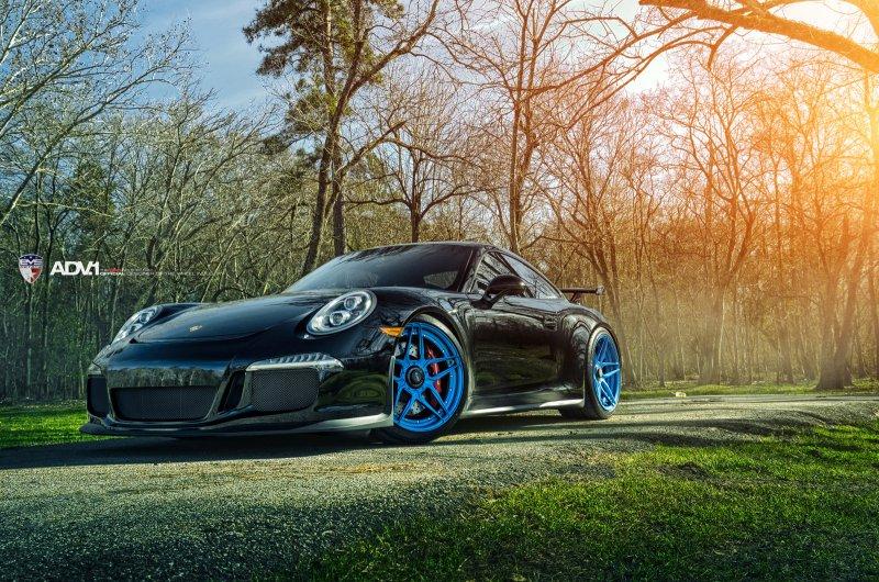 Porsche 911 GT3 �� ������ �� ADV.1