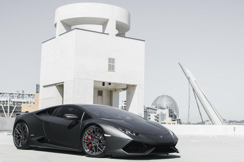 Lamborghini Huracan в исполнении GMG Racing