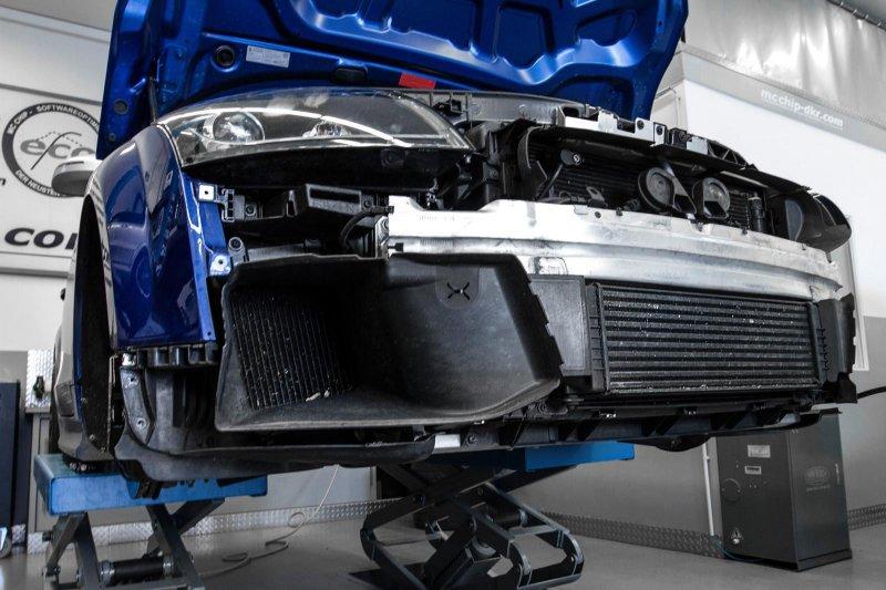 Мастера из mcchip-dkr усилили Audi TT RS до 473 л.с.