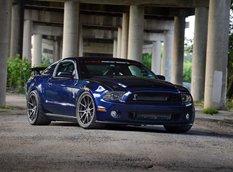 Shelby Mustang GT500 от Kinetik Motorsport