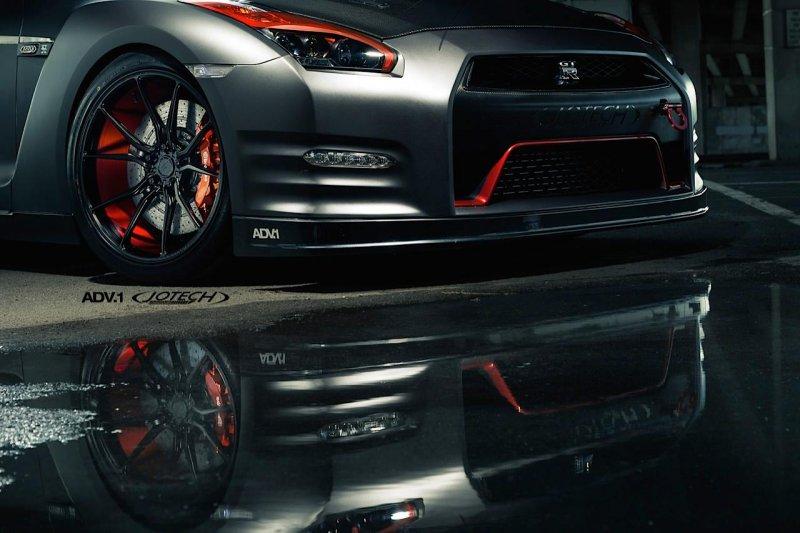 1400-сильный Nissan GT-R от Jotech Motorsports