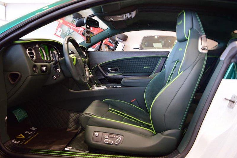 Редкий Mansory Continental GT Race выставлен на продажу