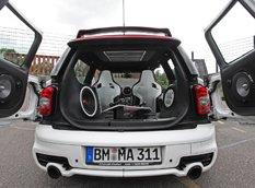 MINI Clubman S в исполнении Mac Audio