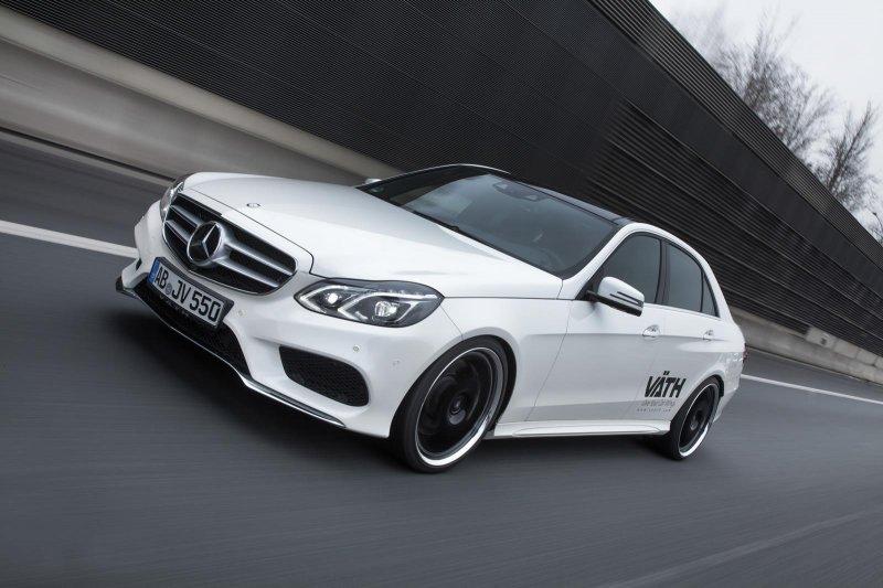 542-сильный Mercedes-Benz E500 от VATH
