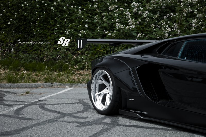 Lamborghini Aventador Liberty Walk от SR Auto Group