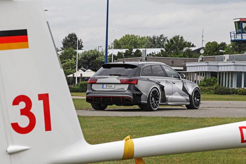 685-сильный Audi RS6 Avant от Schmidt Revolution