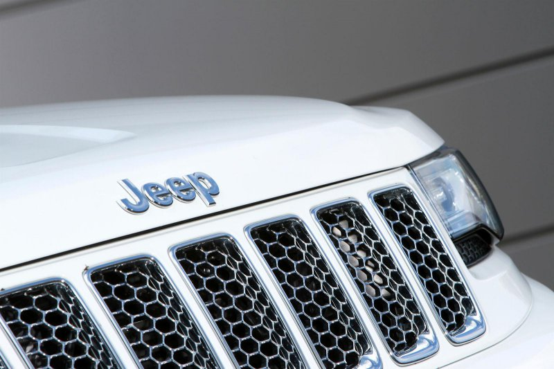 Jeep Grand Cherokee CRD от B&B Automobiltechnik