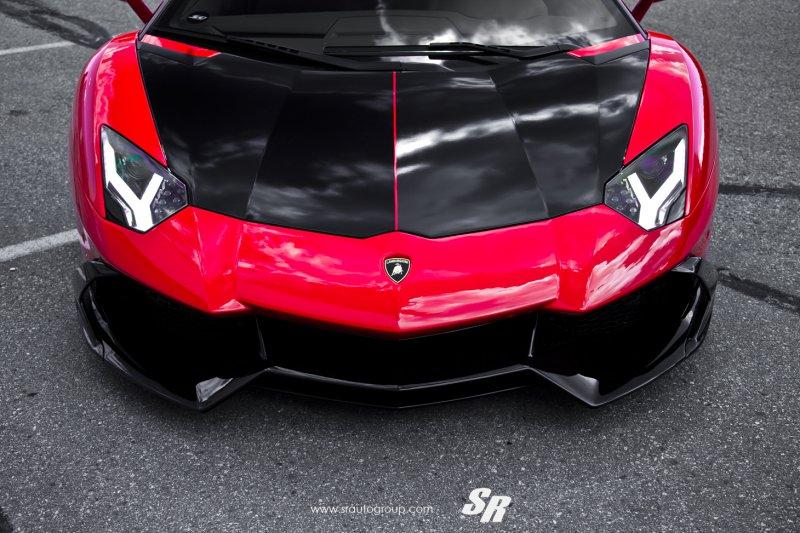 Lamborghini Aventador от SR Auto Group