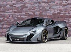 McLaren 650s в исполнении FAB Design