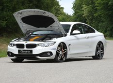 G-Power добавил мощности BMW 435d xDrive Coupe