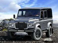 Land Rover Defender Sixty8 от ателье Startech