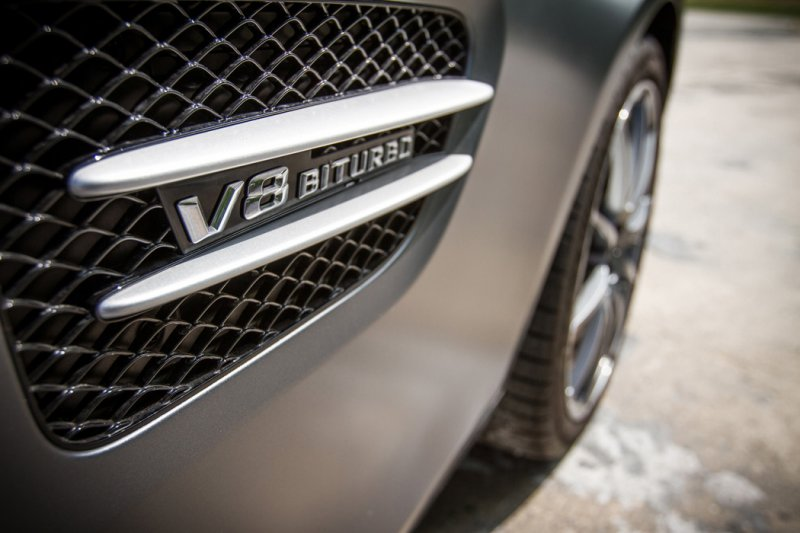 Mercedes-AMG GT S от компании Mcchip-dkr