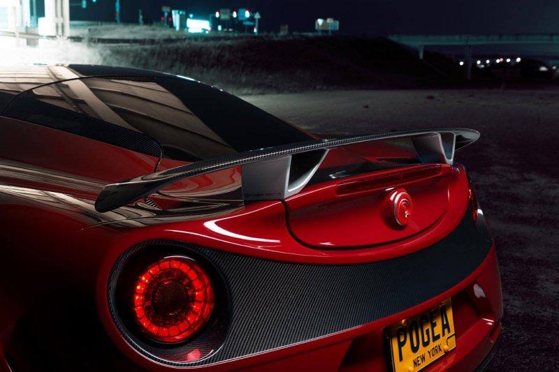 Alfa Romeo 4C Centurion от Pogea Racing